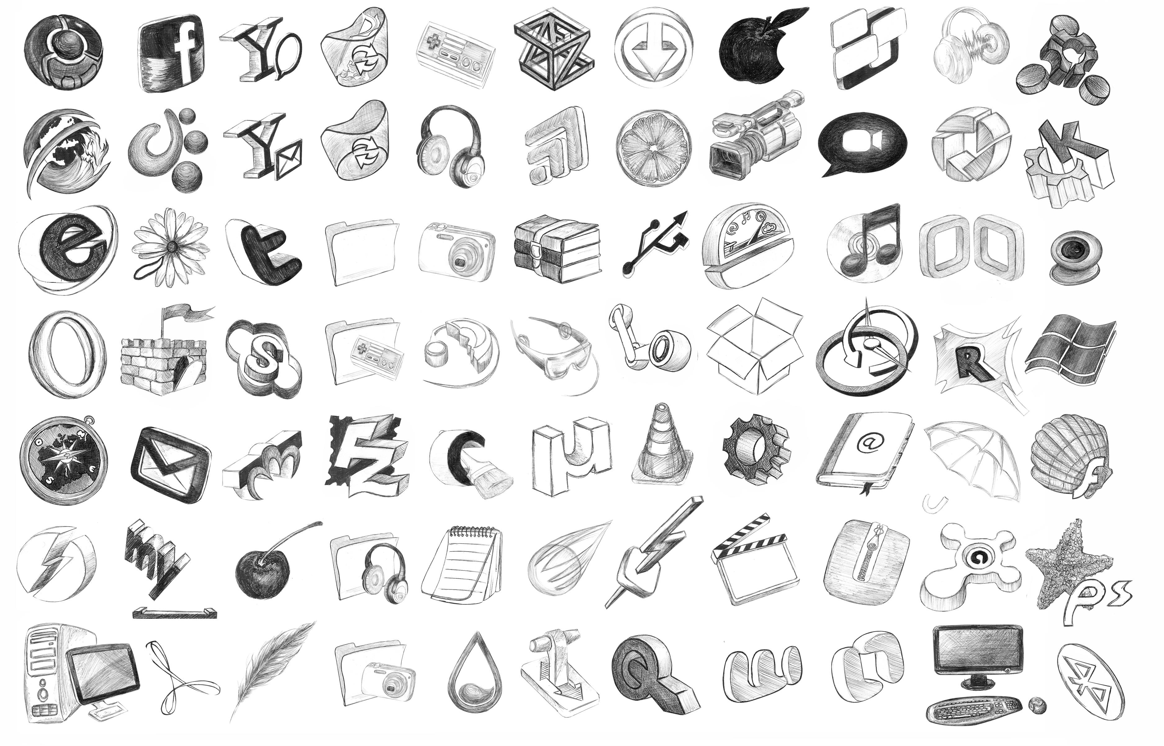 BBD ICONS Updated 27 08 2011 by LeBlancK