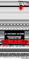 52 Photoshop Patterns
