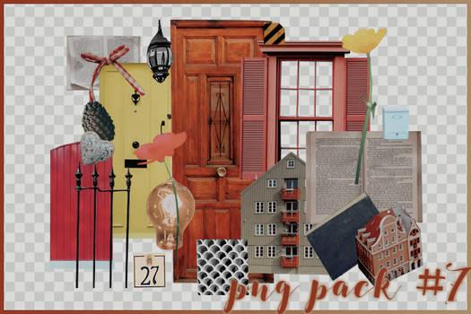 png pack seven // 21 random pngs