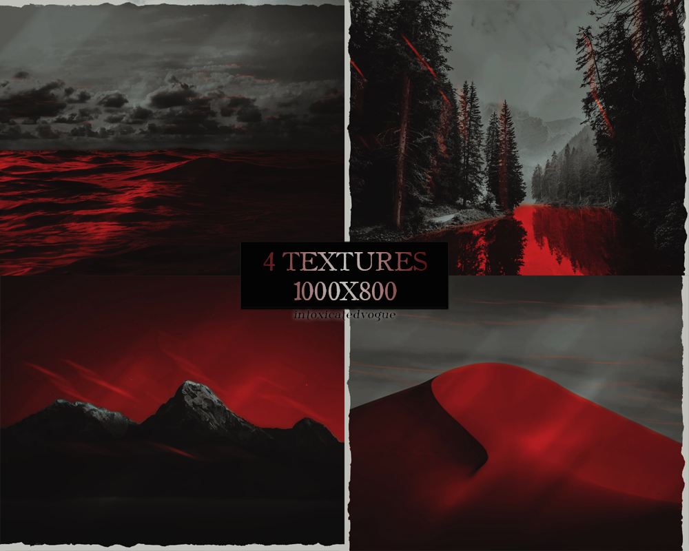 Texture Pack #10 - 4 textures