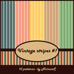 Vintage stripes #1