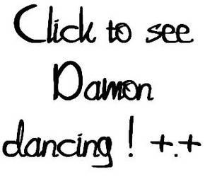 Damon Salvatore dancing by junekiddo