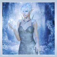 Katya, The Ice Princess by Sabreyn