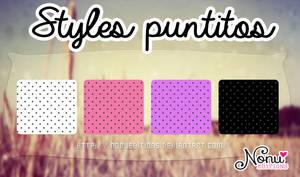 Styles ~puntitos~
