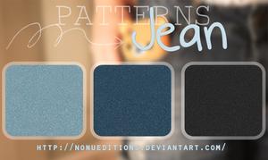 +Jean Patterns