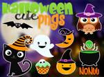 Halloween Cute png's