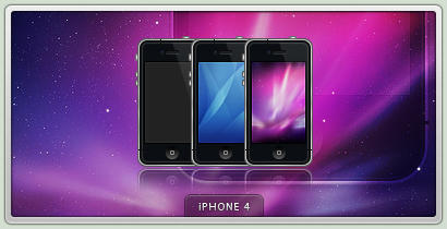 Apple iPhone 4 by Reynaldos