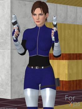 Joanna Dark (360) for XNALara