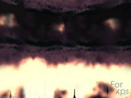 Twilight Sky (TP) for XNALara
