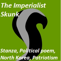 The Imperialist Skunk by BlueKittyTales