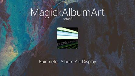 MagickAlbumArt 1.1.4