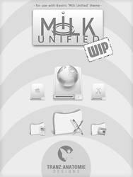 MILK UNIFIED Icon Set -WIP- by djnjpendragon