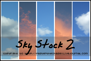 Sky Stock 2 by compactdiscface