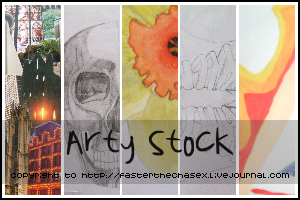 Arty Stock by compactdiscface