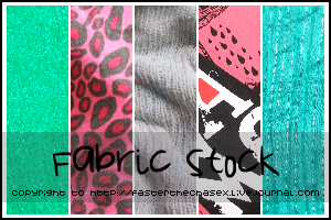 Fabrics Stock by compactdiscface