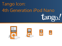 Tango Icon - 4thgen iPod Nano by MystShadow20xx
