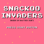 Snackoo Invaders by magical-bra
