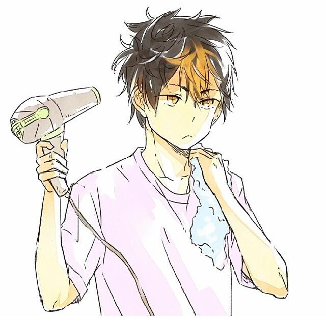 Hair~ Nishinoya x Reader - Haikyuu!! by star4848 on DeviantArt