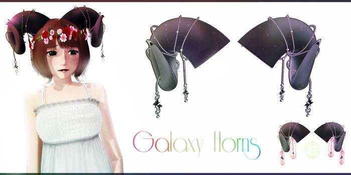 Galaxy Horns [DL]