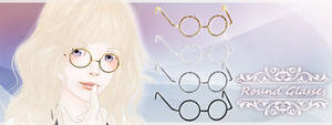 Round Glasses [DL]