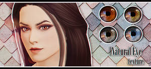 Natural Eye texture [DL] by Katoroo