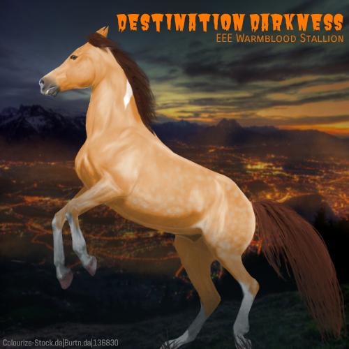 Destination Darkness HEE by MClaireB