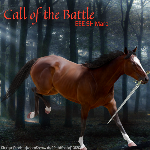 Call of the Battle HEE by MClaireB