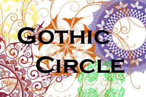Gothic Circle by Lusiphur220