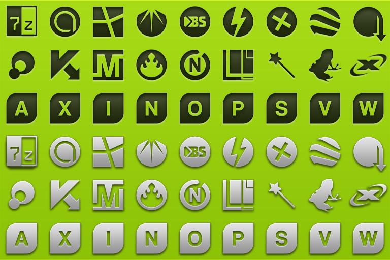 Token++ IconSet