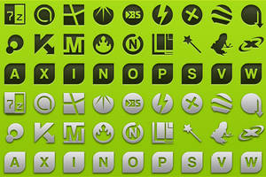 Token++ IconSet by micun1983