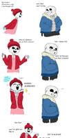 Marsh-MARROWS!!! UNDERTALE Fan comic