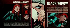 TEMPLATE O5 : NATASHA ROMANOFF (BLACK WIDOW)