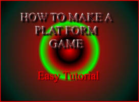 How to make a platformer by nikhil95