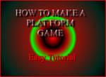 How to make a platformer