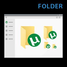 Utorrent Folder Icon Windows 10 By Smallvillerus On Deviantart