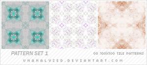 003 - Pattern Set 1