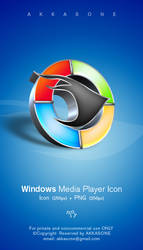 Windows Media Player Icon by akkasone