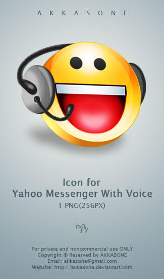 Yahoo Messenger With Voice by akkasone