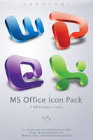 MS Office Icon Pack
