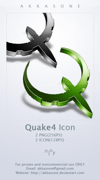 Quake Icon by akkasone