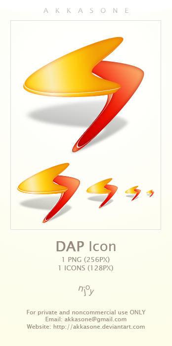 Download Accelerator Plus Icon by akkasone