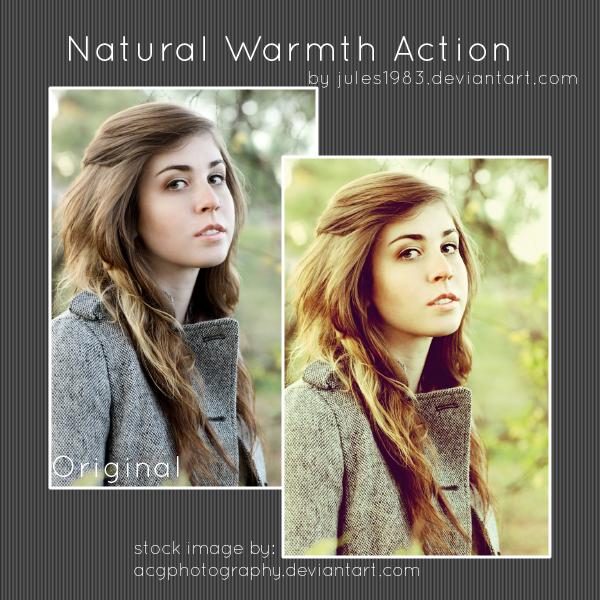 PS Action : Natural Warmth