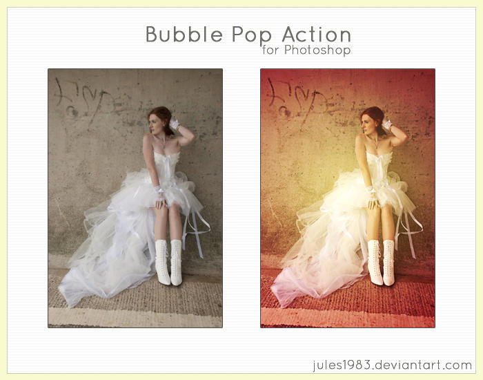 Bubble Pop Action by Jules1983