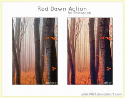 Red Dawn Action by Jules1983