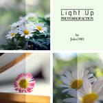 Light Up Photoshop Action