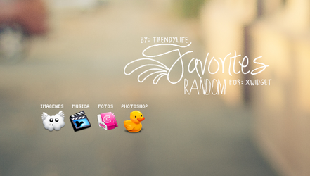 Favorites Random TrendyLife~ by TrendyLife