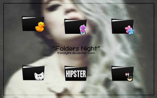 Folders Night TrendyLife by TrendyLife
