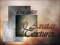 20 avatar textures by lovewillbiteyou