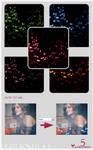 LIGHT TEXTURE -3- MINI HEART