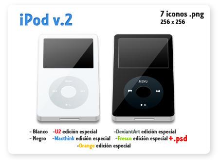 iPod v.2 by Javilero